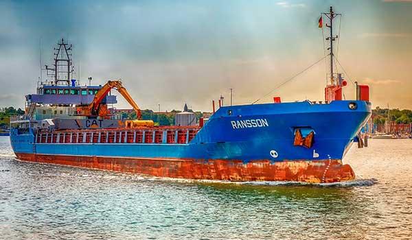 Transporte Marítimo de mercancía